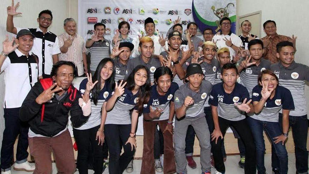 Tim Street Soccer Indonesia Menuju Prancis dan Skotlandia
