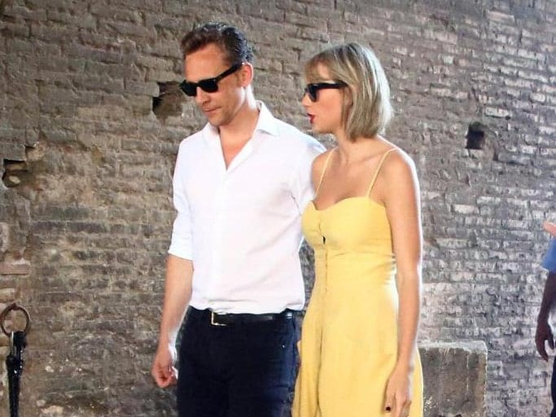 Asmara dengan Taylor Swift Pengaruhi Karier Tom Hiddleston?