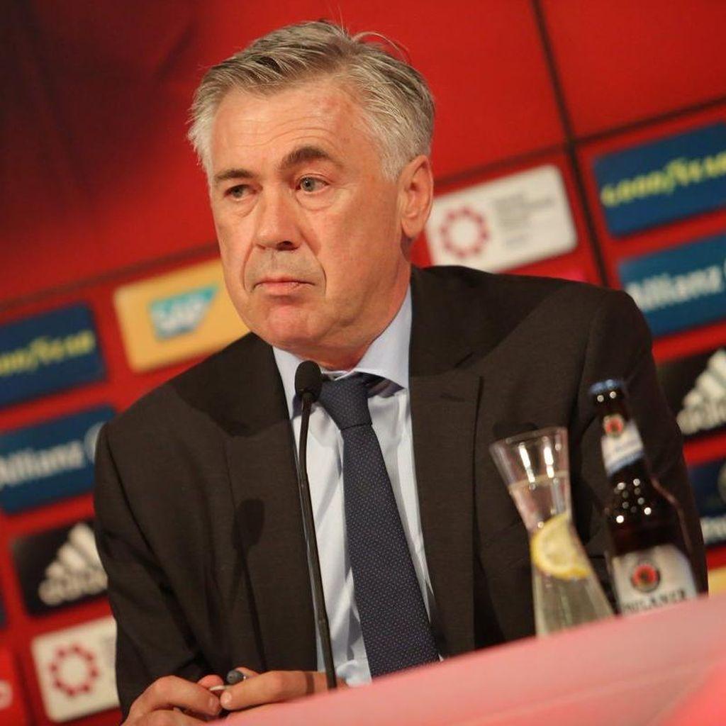 Bedanya Menangani Bayern dan Madrid Menurut Ancelotti
