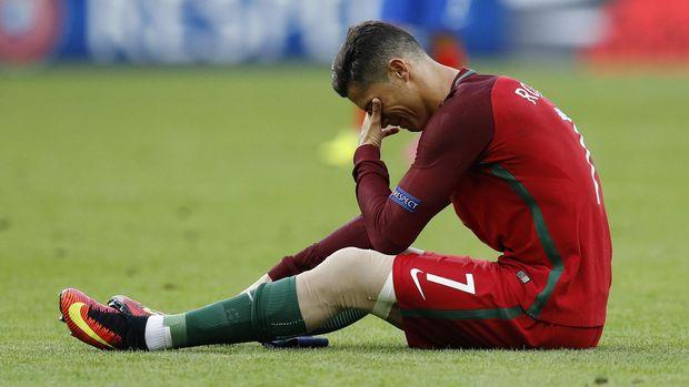 Full video siaran ulang Portugal VS Prancis Final EURO 2016, Portugal MENANG 1-0