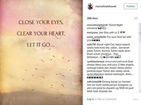 Inilah Tanggapan Marcelino Lefrandt Soal Foto Ciuman Dewi Rezer (lagi)
