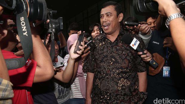 PN Jakut Bantah Uang Suap Saipul Jamil untuk Jalan-Jalan Hakim
