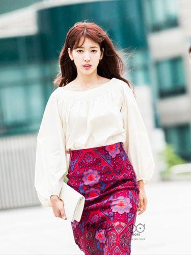 Korean Style Gaya Feminin Park Shin Hye Dalam Serial Drama 39 Doctors 39