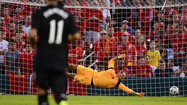 Liverpool Dikalahkan Oleh AS roma 1-2