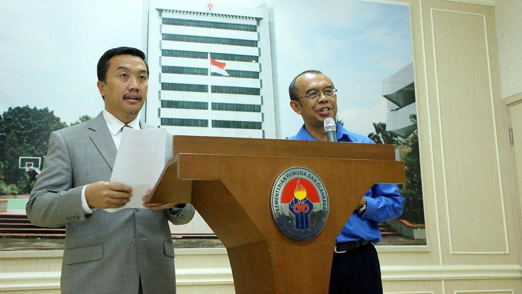 Kemenpora: PSSI Sempat Yakin Kongres Bisa Digelar di Jakarta