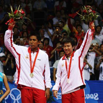 Liliyana Natsir Persembahkan Medali Olimpiade Saat 17 Agustus dan ini medali keduanya