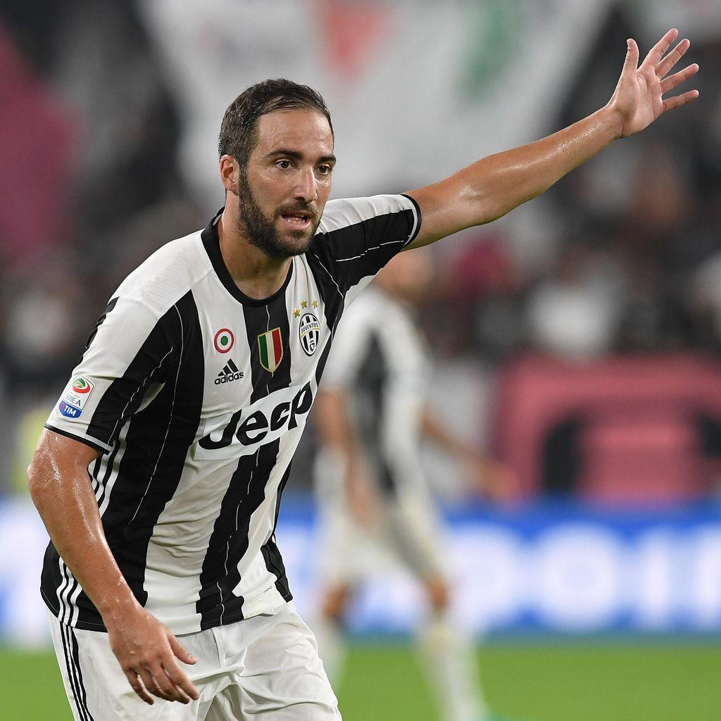Higuain Menyimpan Gol-golnya untuk Gawang Napoli