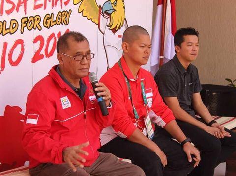 Indonesia Dapat Emas di Olimpiade, Satlak Prima Klaim Pembinaan Sudah On The Track