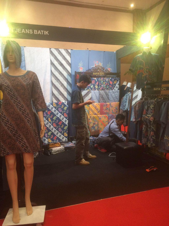 Produk Menarik Di Pameran Batik 39Warisan 201639 Kain Mulai Dari Rp