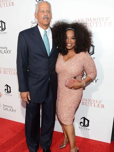 Oprah Winfrey sudah 30 tahun bersama kekasihnya, Stedman.