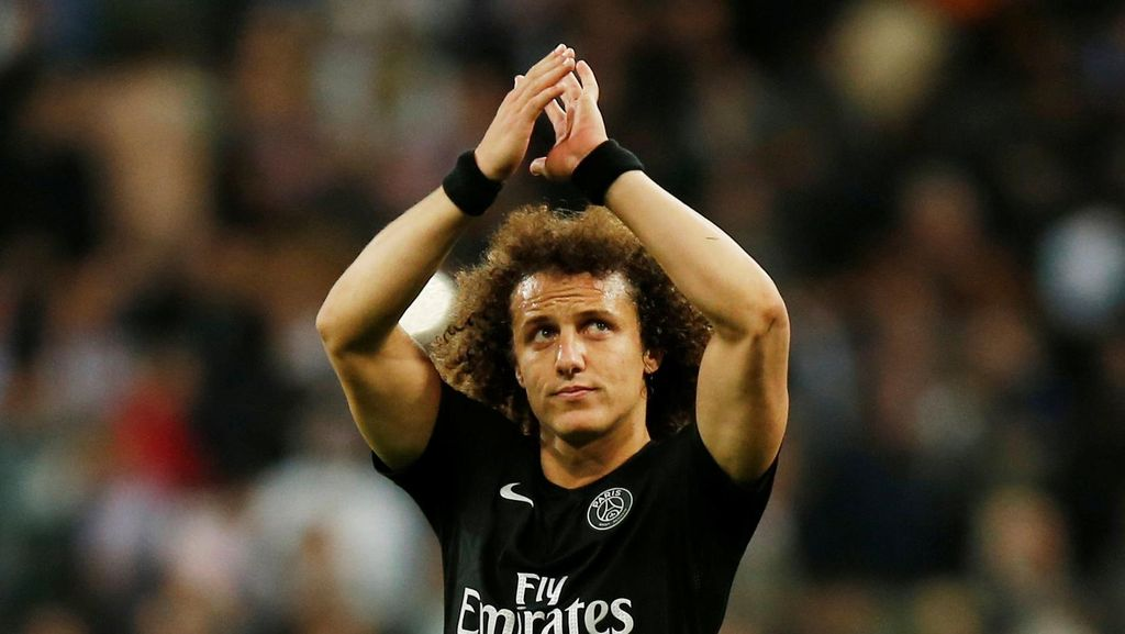 Usai Kembali ke Chelsea, David Luiz Kirim Ucapan Terima Kasih kepada PSG