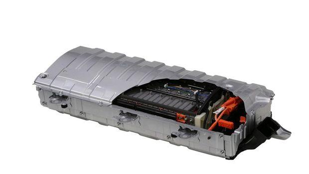 Baterai mobil hybrid Prius