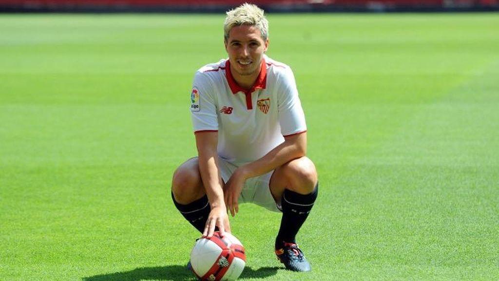 Sempat Ubah Pendirian Guardiola, Nasri Akhirnya Pilih ke Sevilla
