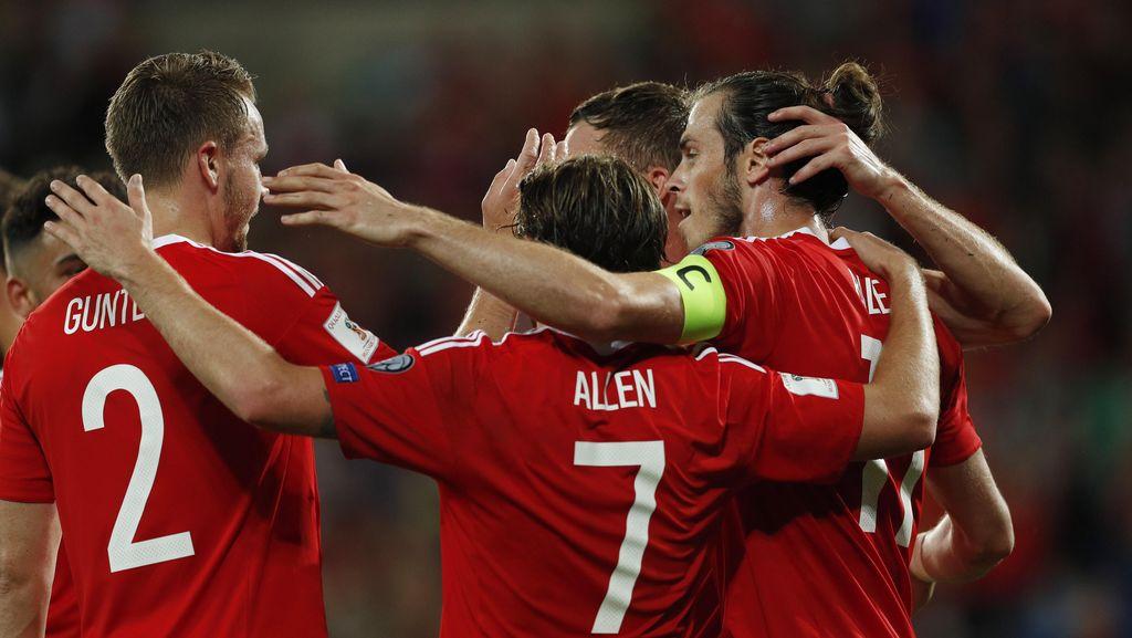 Start Bagus Penting bagi Wales