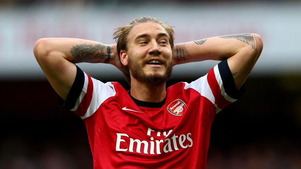 Arsenal: Good Luck, Lord Bendtner