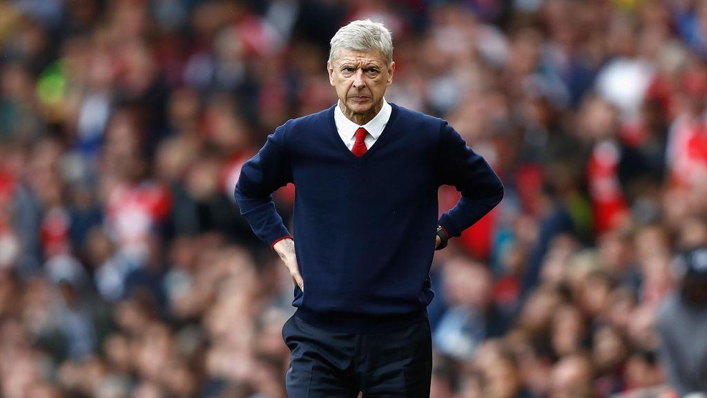 Kontrak Baru Wenger Bukan Prioritas Arsenal Saat Ini