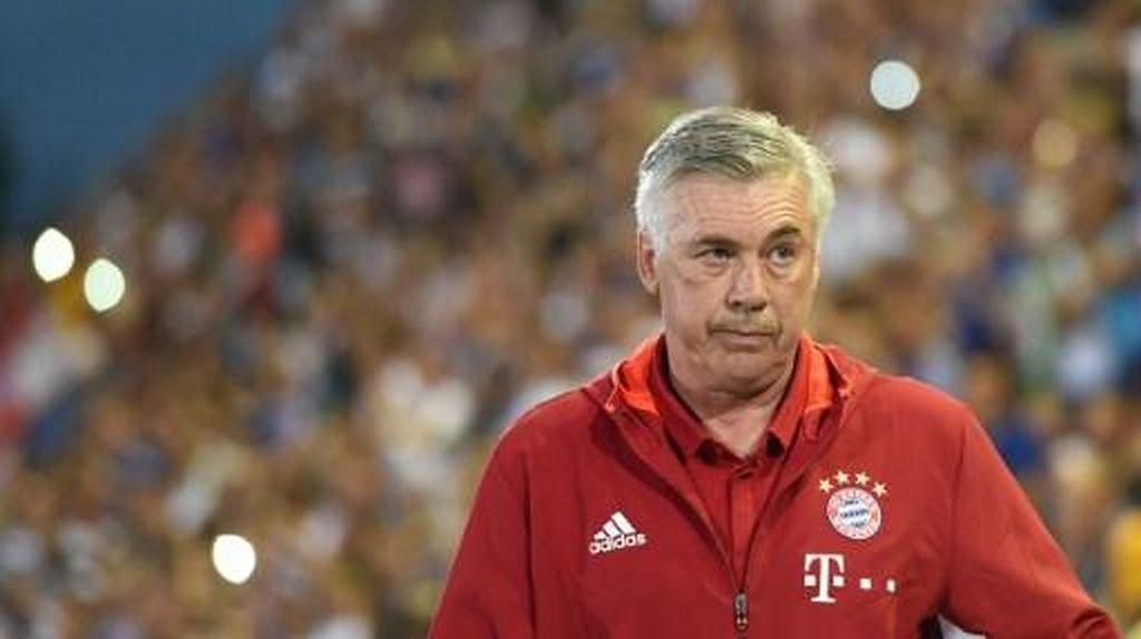 Ancelotti: Terlalu Dini Sebut Bayern Sedang Krisis