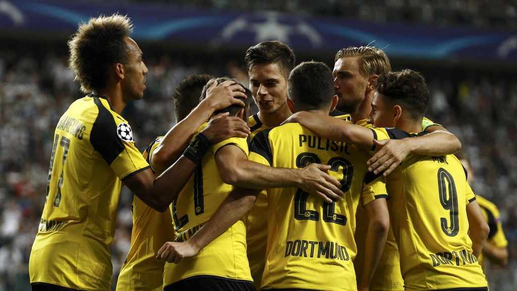 Sambangi Markas Sporting, Dortmund Dilanda Badai Cedera