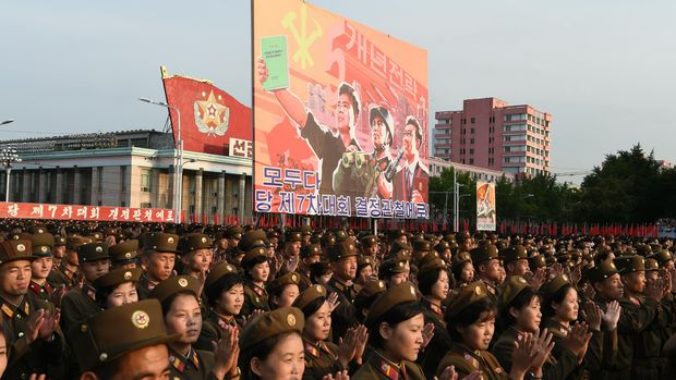 Korea Utara berkeras mengembangkan senjata nuklir mesti dikecam komunitas global.
