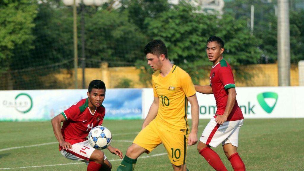 Langkah Timnas U-19 Terhenti Usai Dikalahkan Australia