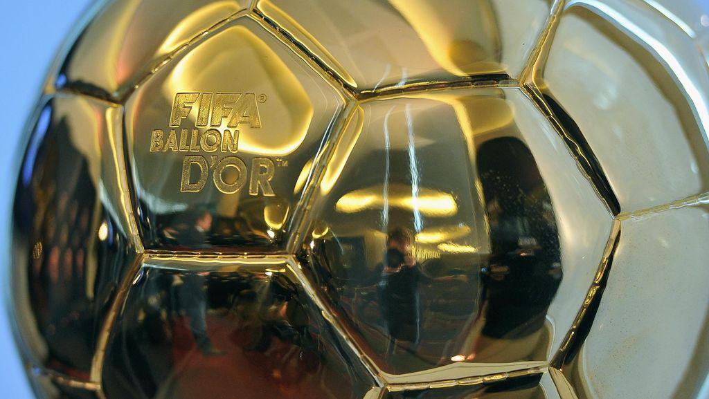 Penghargaan Pemain Terbaik FIFA dan Ballon dOr Tak Lagi Jadi Satu
