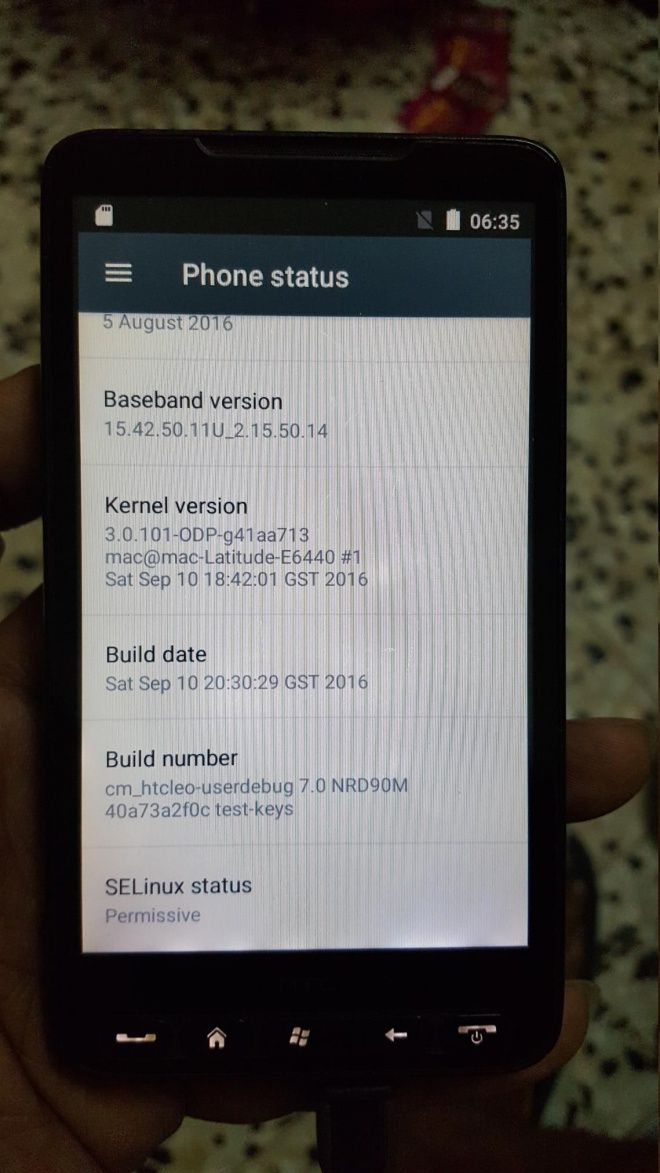 Ponsel Jadul HTC Bisa Jalankan Android Nougat