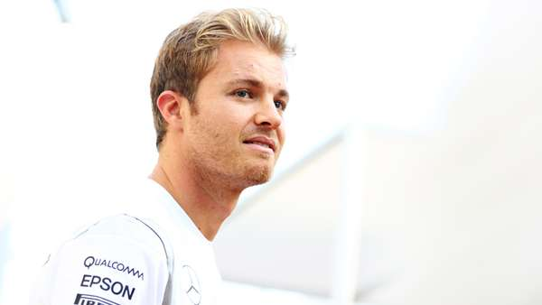 Tak Dapat Pole, Rosberg Tetap Optimistis Menang