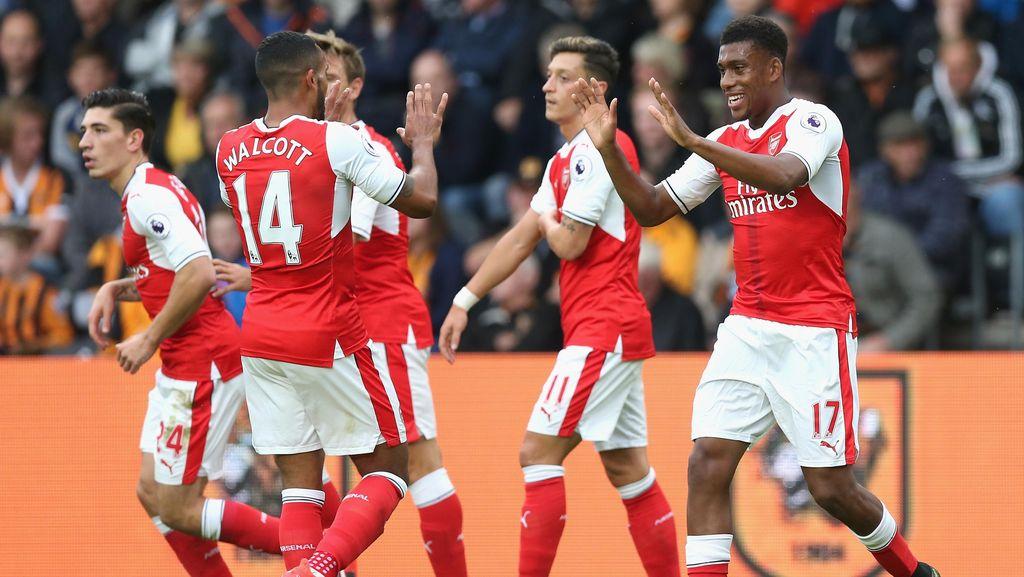 Kemenangan yang Tumbuhkan Kepercayaan Diri Arsenal