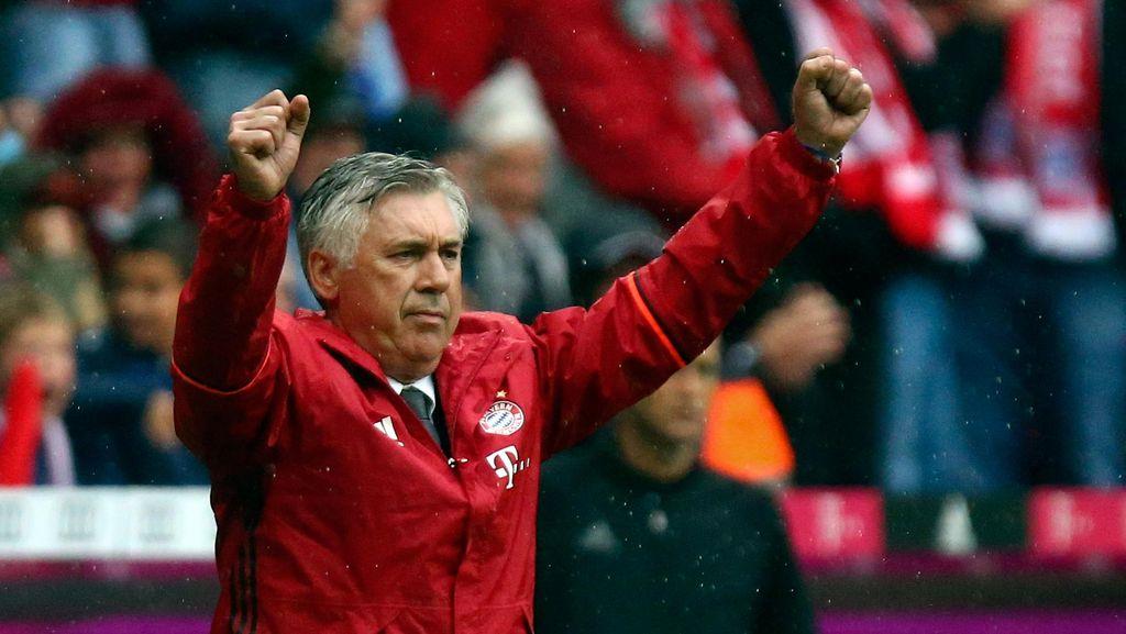 Peringatan dari Sacchi: Ancelotti Tak Selamanya Jadi Orang Kalem