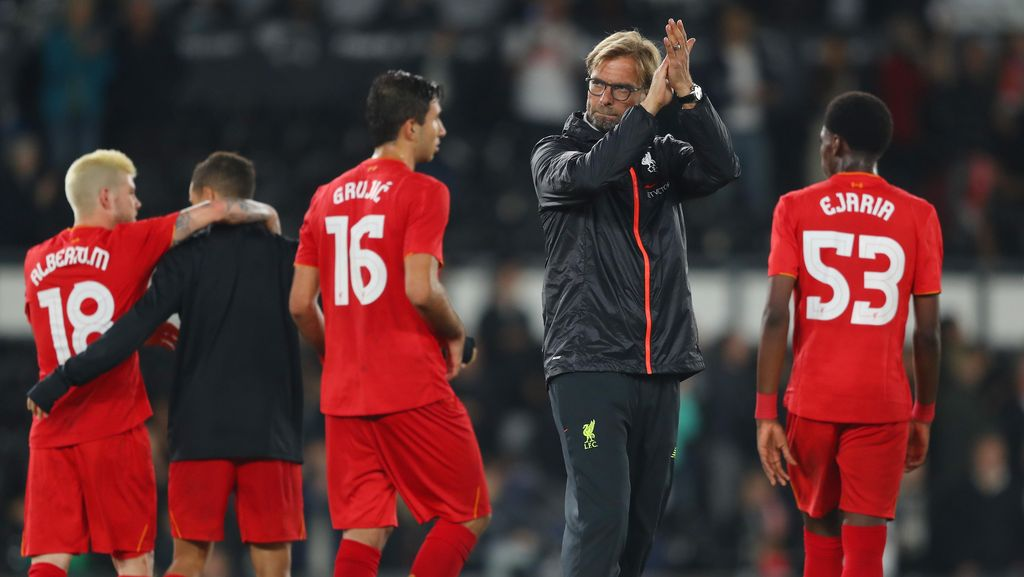 Bisa Menang Besar Lagi di Anfield, Liverpool?