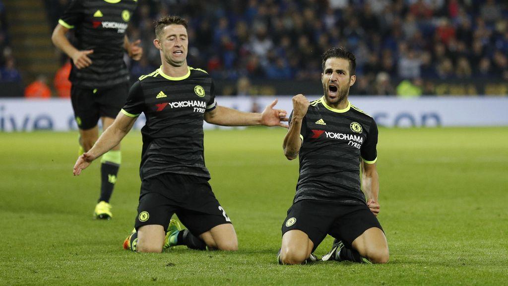 Chelsea Singkirkan Leicester City