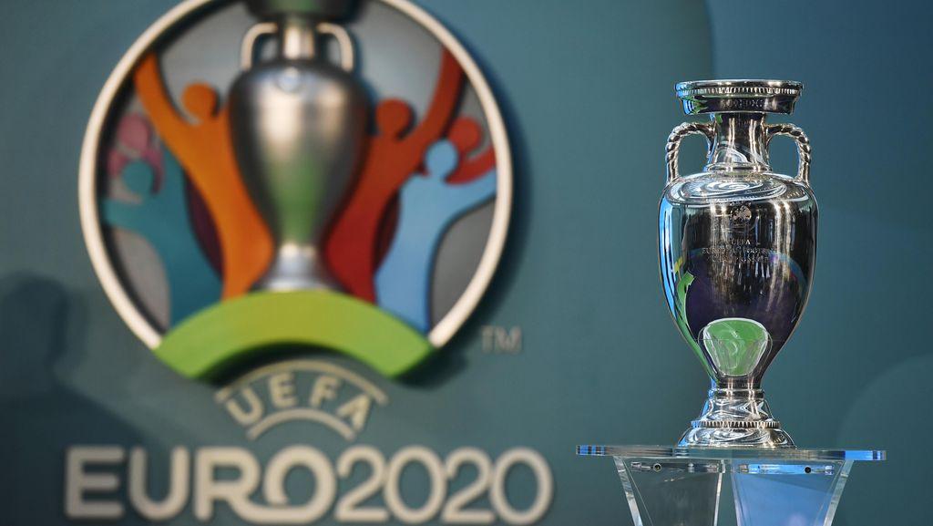 Launching Euro 2020: Inggris Jadi Tempat Tepat untuk Momen Puncak