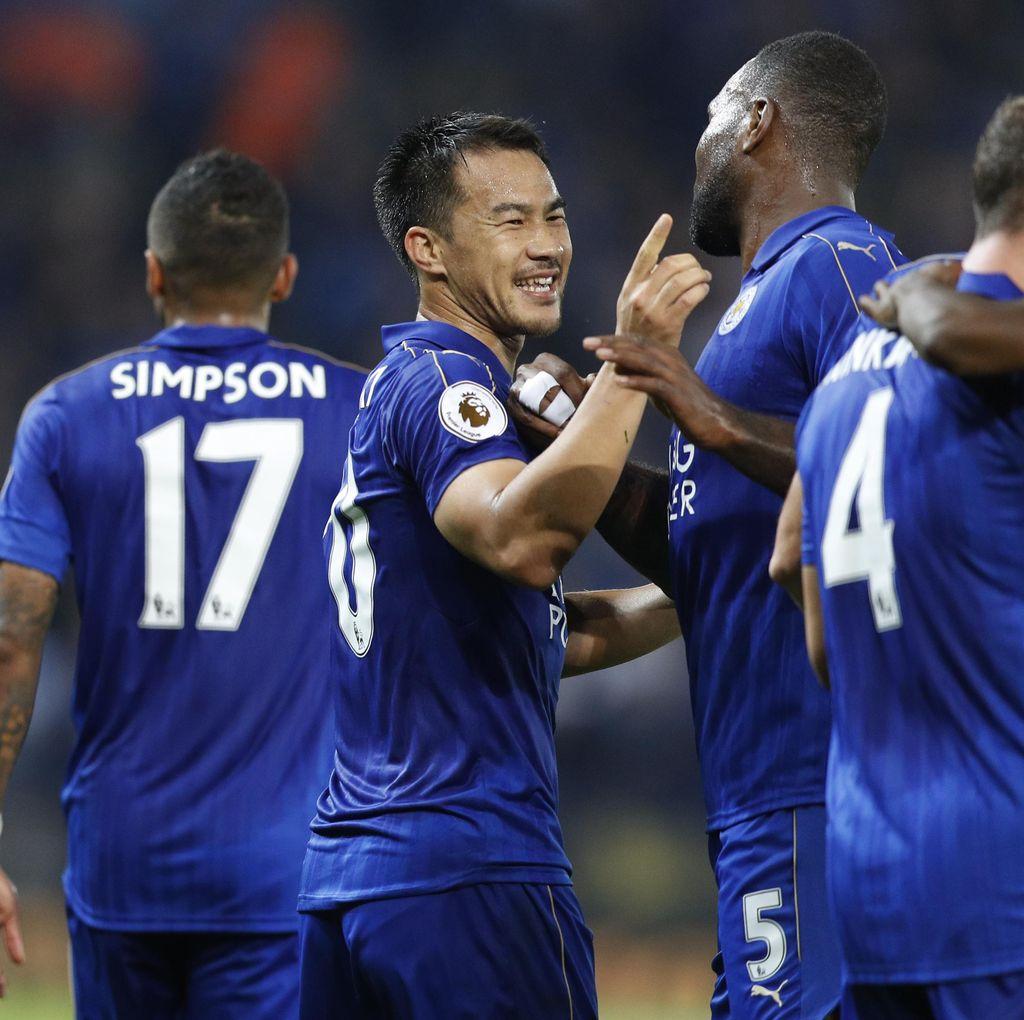 <i>Sir</i> Alex Yakin Leicester Melangkah Jauh di Liga Champions