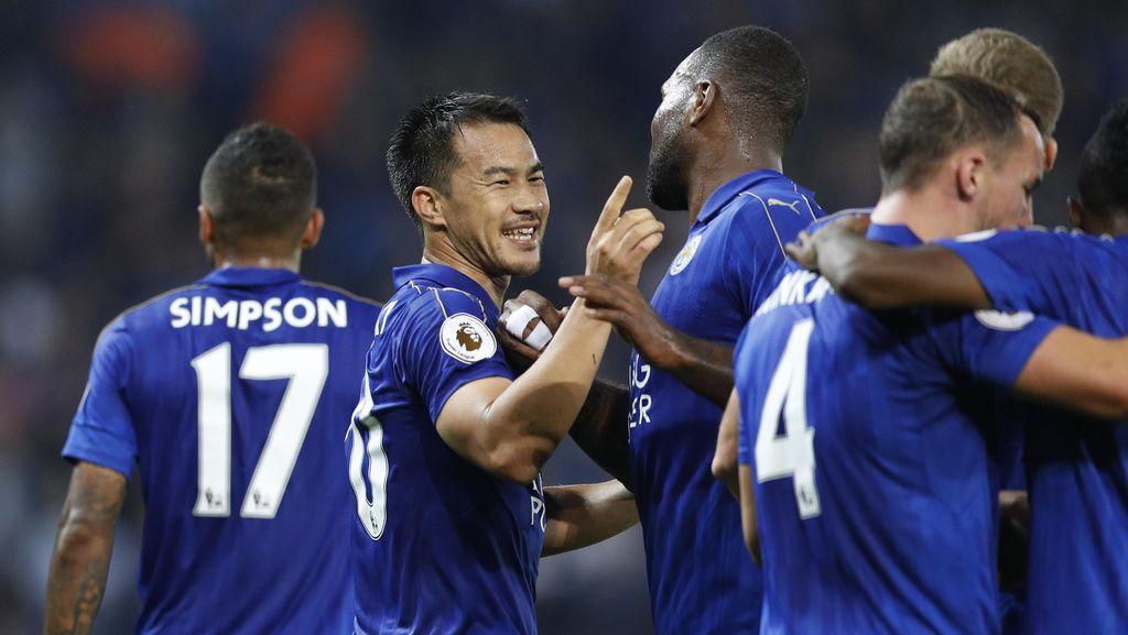 Sir Alex Yakin Leicester Melangkah Jauh di Liga Champions