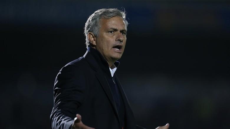 Mourinho Dengan MU Akan Menjalani Laga Yang Penuh Tekanan