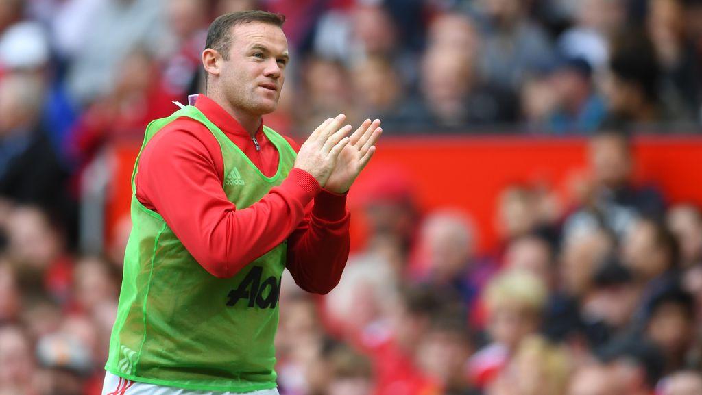 Usai Dicemooh Fans Inggris, Rooney Akan Dapat Dukungan Penuh Fans MU