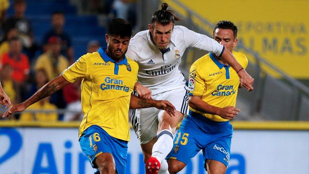 Las Palmas vs Madrid [Reuters/Juan Medina]