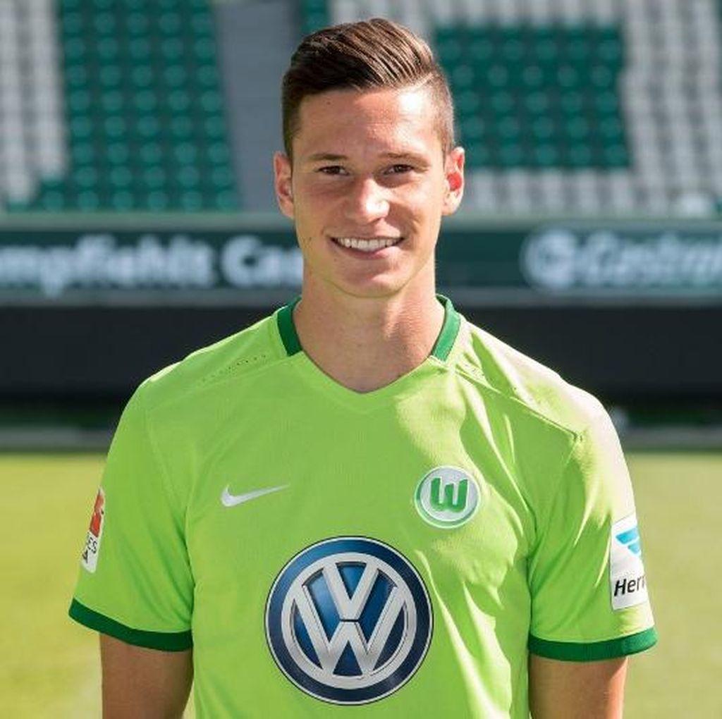 Tak Diizinkan Pergi Musim Panas Ini, Draxler Tetap Fokus di Wolfsburg