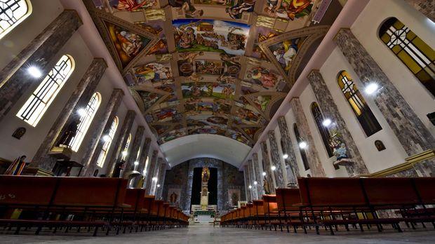 Ratusan Ribu Mahakarya Seni di Vatikan Dibuat Digital