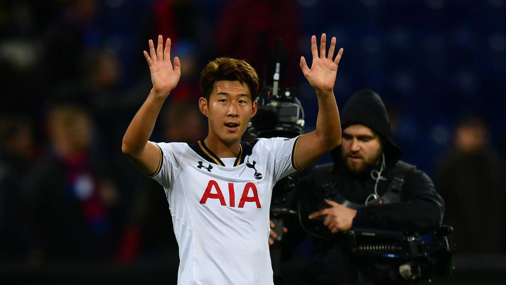 Duel Leverkusen vs Spurs Spesial untuk Son