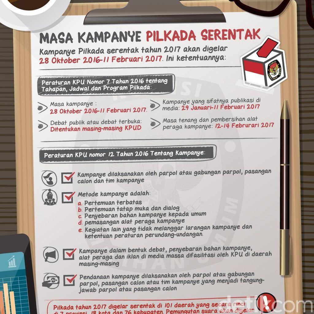 Jelang Pilkada Serentak, Netizen Harus Lebih Berhati-hati!