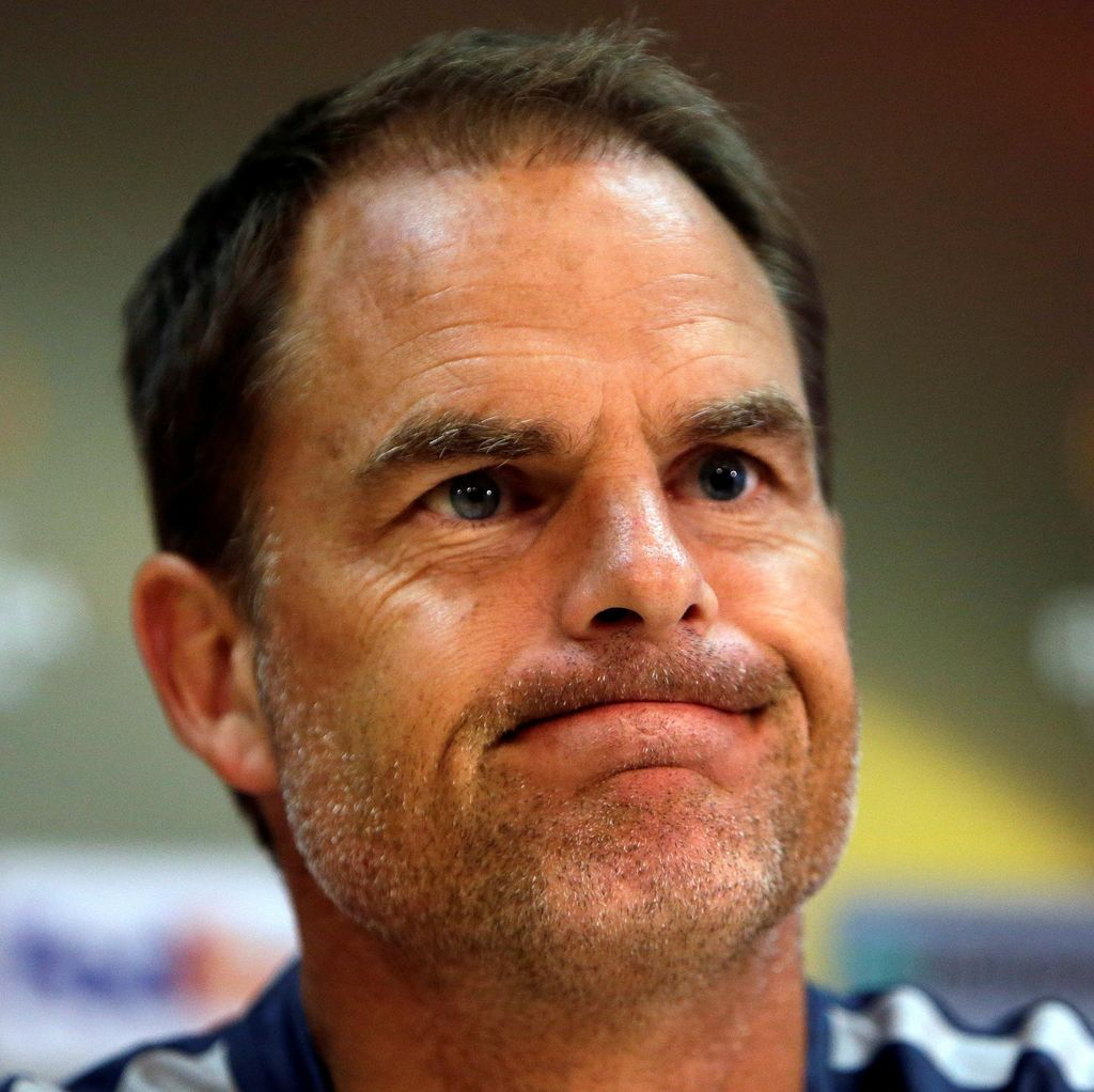 Komentari Situasi Inter, Trapattoni Tak Terkejut De Boer Kesulitan
