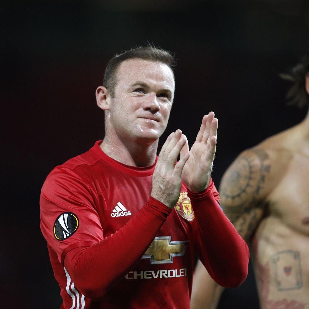 MU Tak Akan Pernah Menjual Rooney