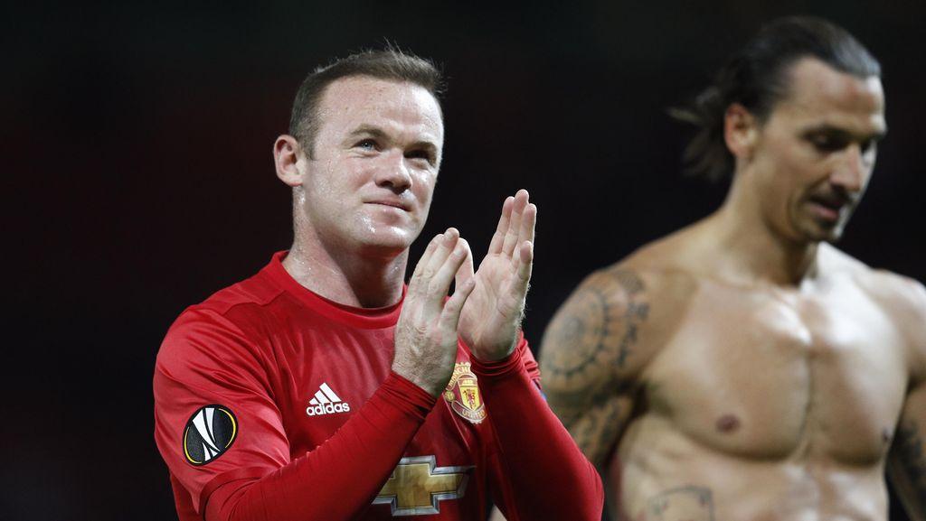 Rooney 14 Tahun lalu dan Rooney yang Sekarang