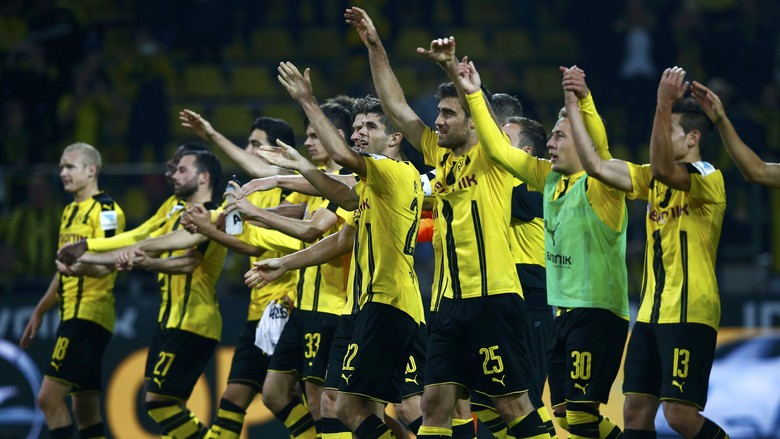 Tidak Ada Niat Dortmund Mendatangkan Pemain Baru Januari Nanti