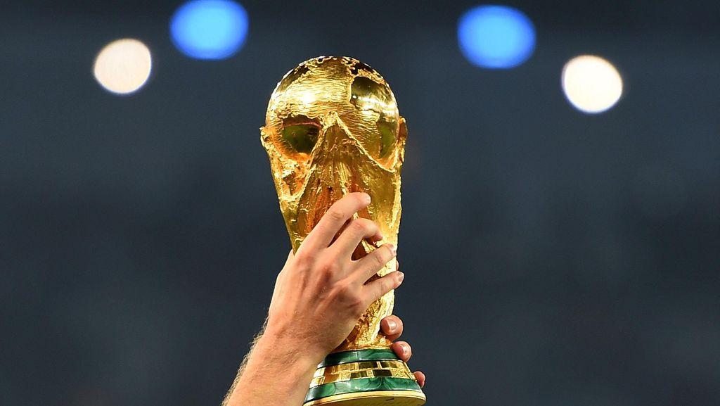 Ide Baru dari FIFA: Piala Dunia Diikuti 48 Tim