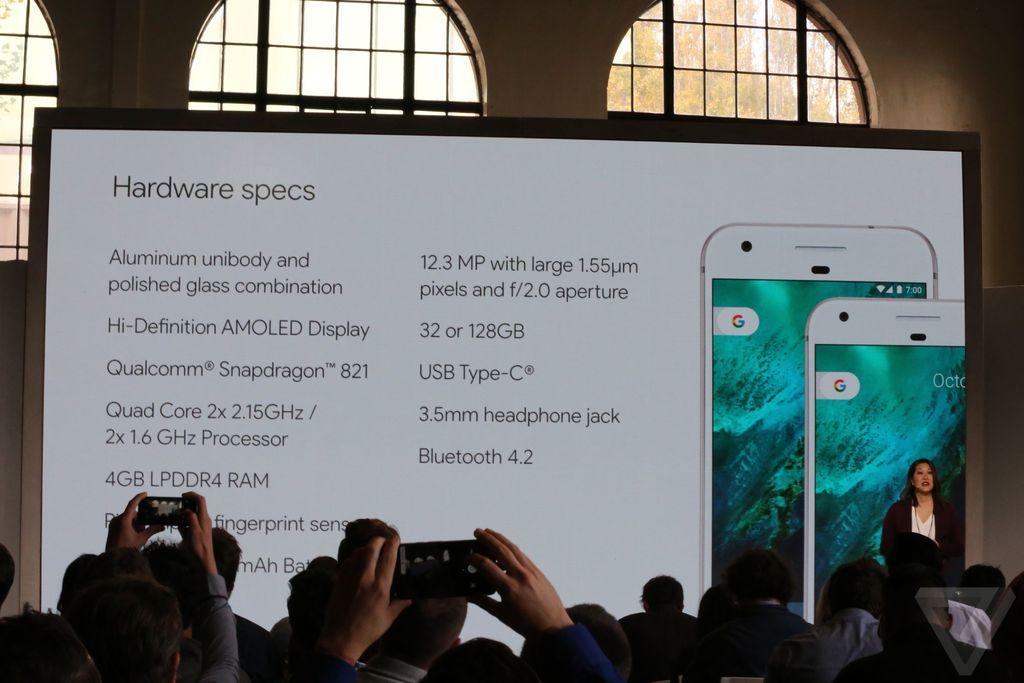 Google Pixel Pakai Android 7.1 Nougat Versi Khusus