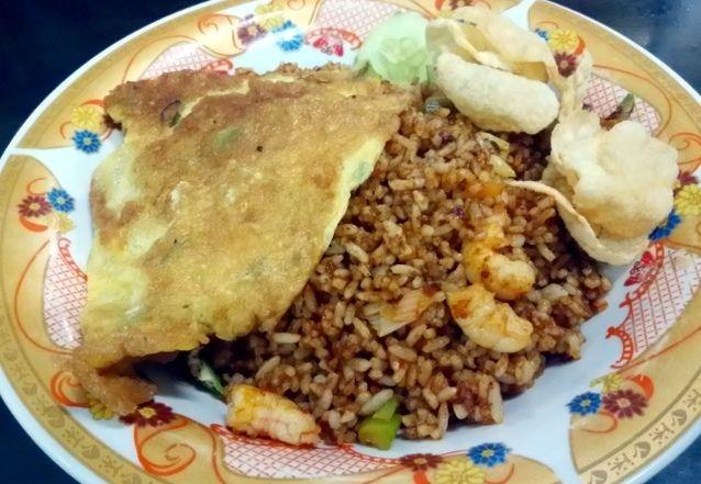 Nasi Goreng Aceh Gurih Berempah