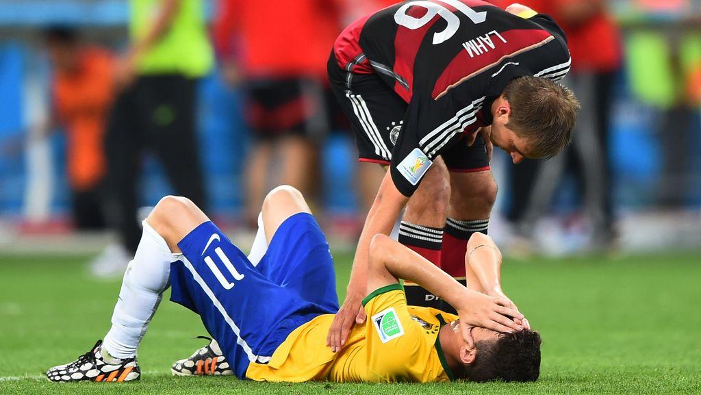 Hikmah Kekalahan Menyakitkan Brasil dari Jerman di Mata Tite