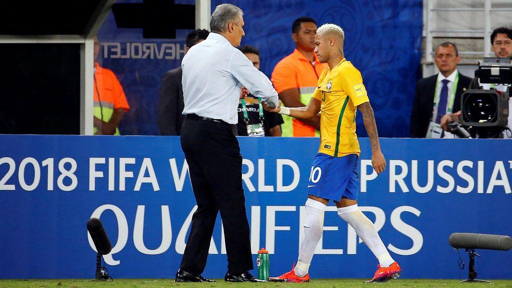 Neymar Diminta Lebih Dewasa Hadapi Provokasi Lawan